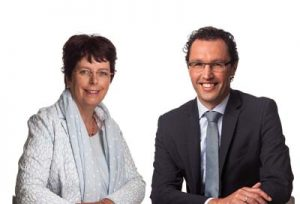 Yvonne en Marc
